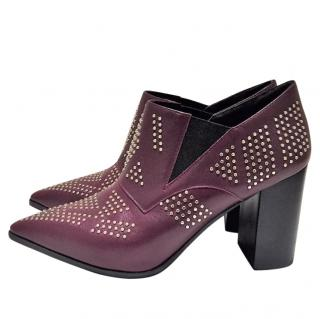 See by Chloe studded boots