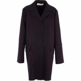 Marni Cotton Blend Coat