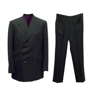 Richard James Black Suit