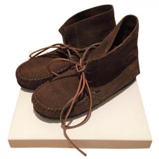 Isabel Marant Etoile Moccasin Boots