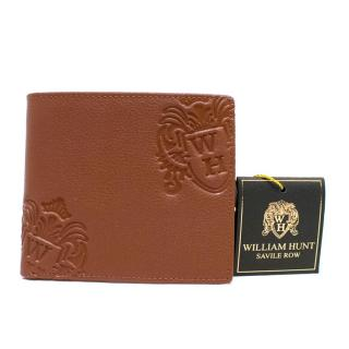 William Hunt Leather Wallet