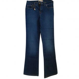 See by Chloe Bootcut Blue Jeans