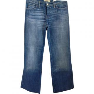 See by Chloe bootcut flared jeans with back pocket detail