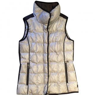 Golfino Grey Down Vest