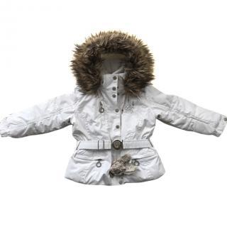 Poivre Blanc Girl's Jacket