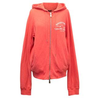 Dsquared2 Coral Hoodie