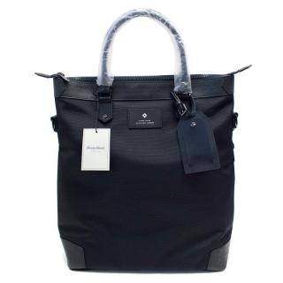 Hardy Amies Black Tote Bag