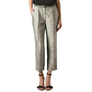 By Malene Birger Mitali Silver Bloggers Trousers