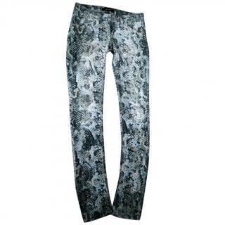 Isabel Marant Velvet Trousers