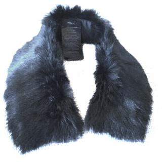 Joseph Rabbit Fur Scarf