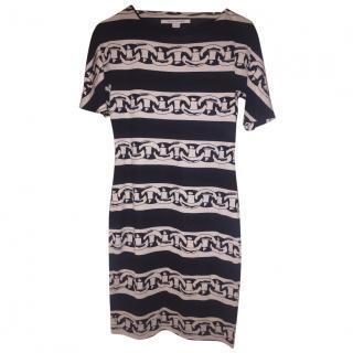 DVF Chain Link Dress