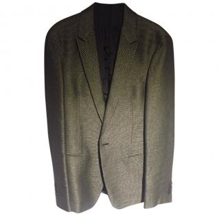 Emporio Armani Silk & Viscose Evening Jacket