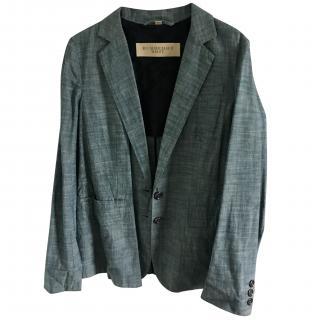 Burberry Brit Linen Blazer