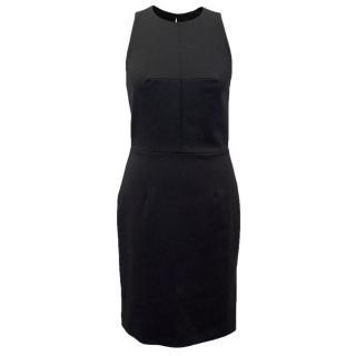 Alexander Wang Black Dress with Cut Out Details