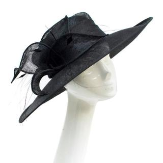 Siggi Black Formal Hat