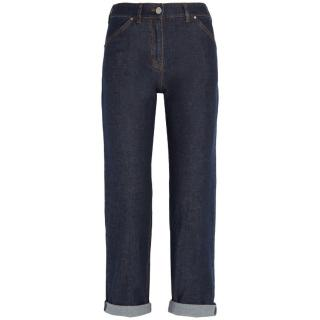 Balenciaga Boyfriend Jeans