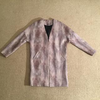 MAISON SCOTCH Boudoir Cashmere Blend Coat