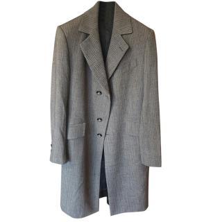VIVIENNE WESTWOOD Men's Grey Coat