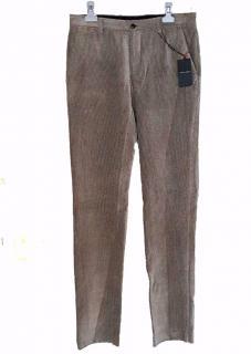 New Giorgio Armani cord trouser