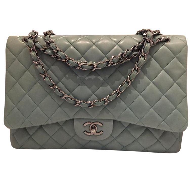 Chanel Timeless Jumbo Bag - Rare Colour