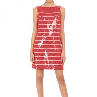 KATE SPADE Sequin Tunic Dress SIZE UK 8 USA 4