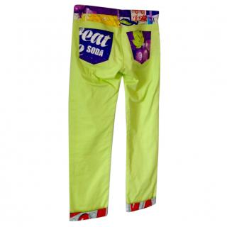 Moschino Soda Pop Trousers