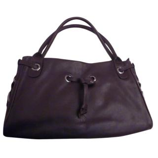 Nobody Brown Leather bag