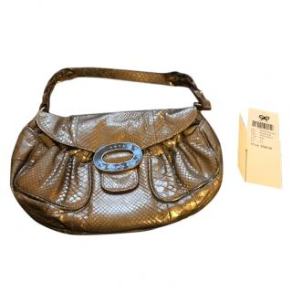 Anya hindmarch phyton handbag