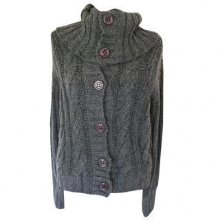 Max Mara Thick Knit Cardigan