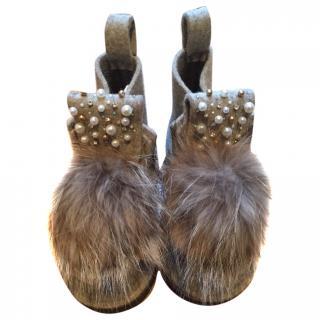 Valen-ki Russian boots