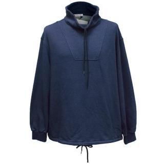 J.W Anderson Blue Sweatshirt