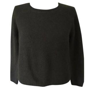 Max Mara knit Angora jumper