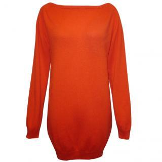 Paul & Joe 100% Cashmere Jumper Dress