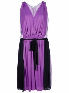 Vionnet silk dress