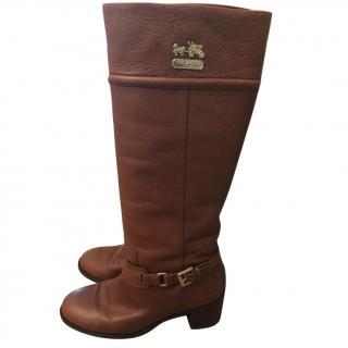 Coach Sapphire Boots