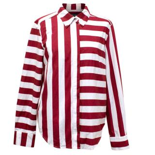 House of Holland Red Stripped Shirt