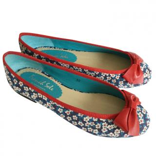 French Sole Liberty ballerina pump