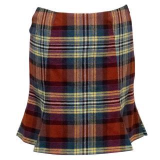 Vivienne Westwood 'Tarten' Check Skirt