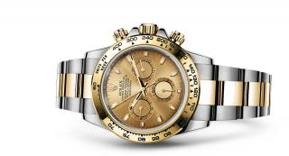 Rolex Cosmograph Daytona 18K Gold/Stainless Steel