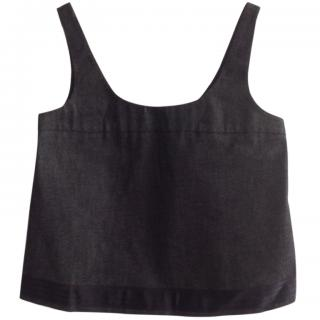 Miu Miu Back pleated top