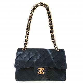 Chanel Black Flap Bag 2.55