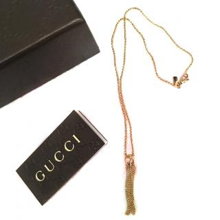 Gucci 18ct yellow gold 1973 Necklace