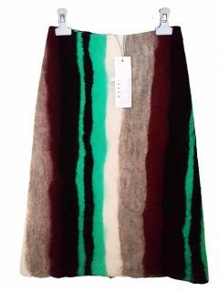New Marni Printed Skirt