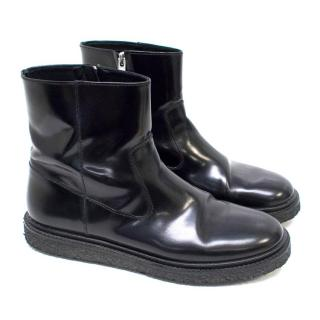 Isabel Marant Etoile Connor Leather Ankle Boots