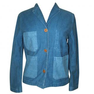 MiH jeans blue jacket