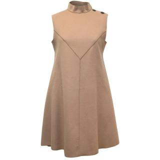 Derek Lam Camel Swing Dress