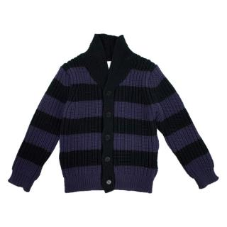Burberry Boys Striped Sweater