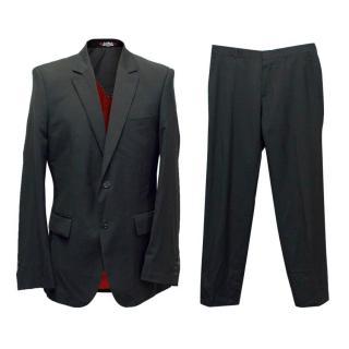 Christian Lacroix Black Suit