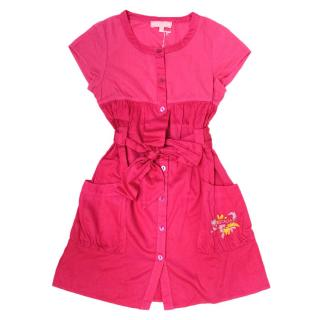 Escada Girls Pink Dress
