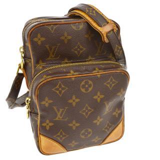 Louis Vuitton Monograme Amazone Crossbody Shoulder Bag